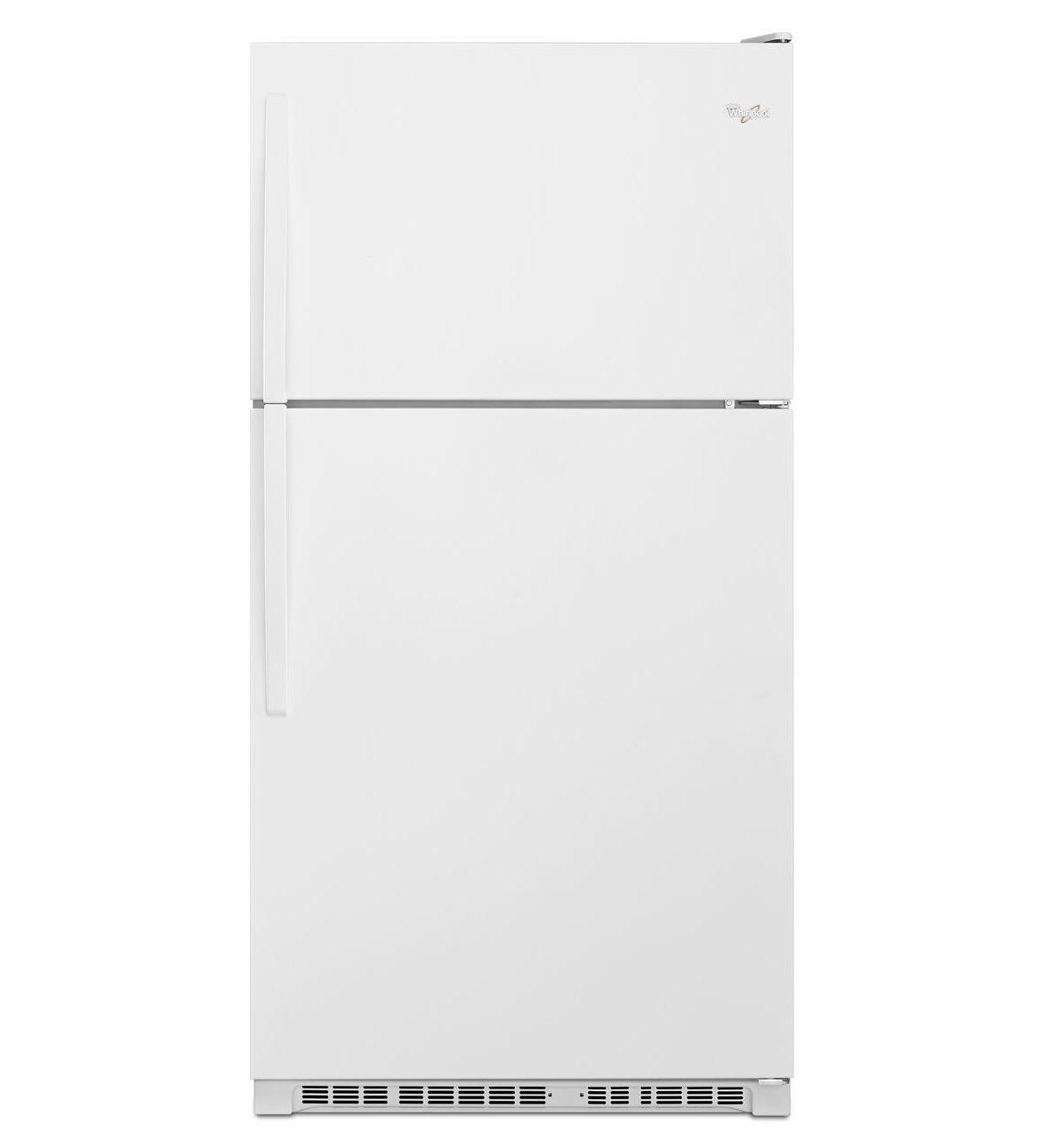 Whirlpool 20 Cubic Foot White Refrigerator Wrt311fzdw