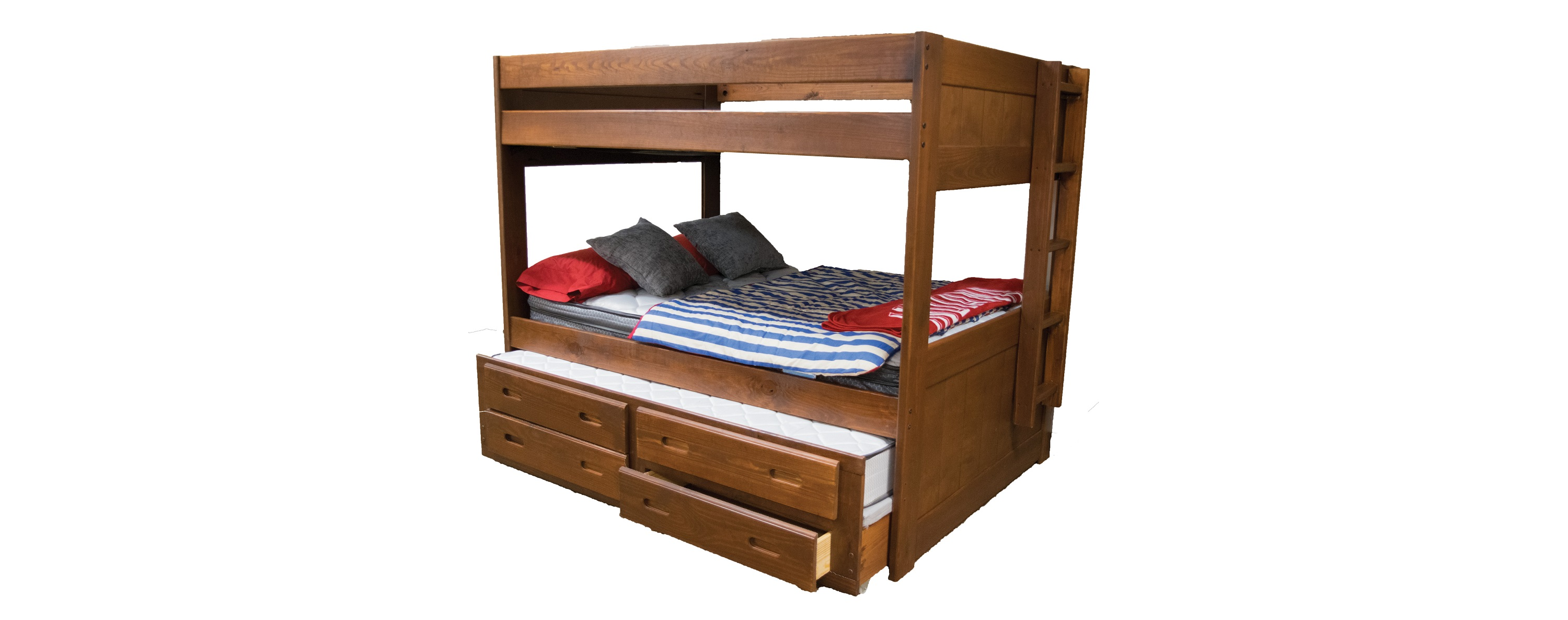 Simply Bunk Beds 226 Full Full Bunk Beds