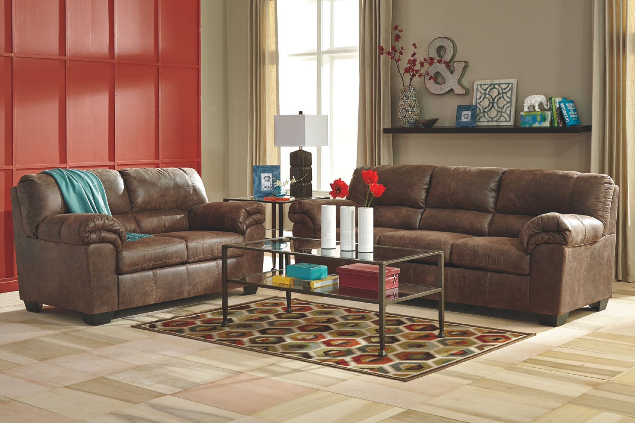 Ashley 12000 Bladen Coffee Sofa Amp Loveseat